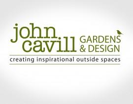 John Cavill Gardens & Design logo