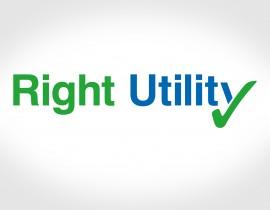 Right utility logo