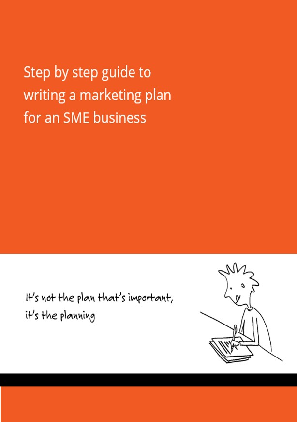 Step by Step Guide to Writing an SME Marketing PlanPage Featured Image