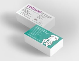 Robust Insight Business Cards